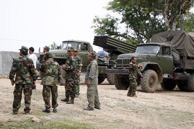 เกาะติดสถานการณ์การปะทะไทย -เขมรที่สุรินทร์ รอบสาม